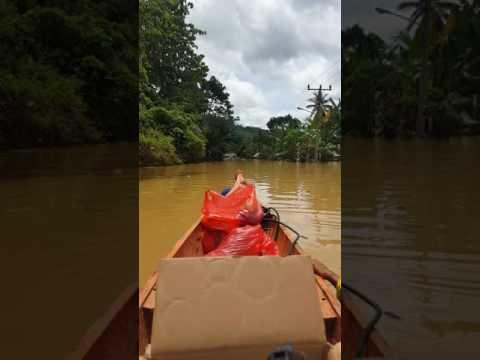 Kondisi terkini banjir di desa totopo kecamatan bilato kabupaten gorontalo