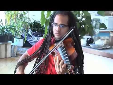 Daniel Bernard Roumain (DBR) - Music from New Album Woodbox Beats & Balladry