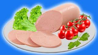 Простой Рецепт Супер Вкусной Домашней Колбасы с Сыром Подборка Супер Вкусных Рецептов