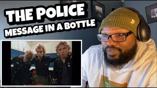 The Police - Message In A Bottle | REACTION