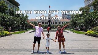 Ho Chi Minh City Vietnam at The Reverie Saigon - April 2018
