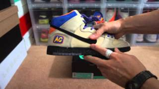 "Nike Dunk High Premium SB ""Acapulco Gold"" Pickup & Review @tactics HD"
