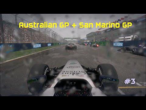 F1 2006 mod #3 - Australian GP & San Marino GP