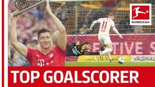 Lewandowski vs. Werner | 20 Goals Each 19/20 So Far