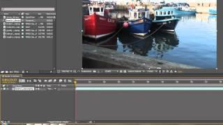 AE-Grundlagen 3: Erstellen von Kompositionen in Adobe After Effects