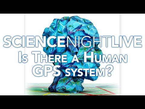 Is There a Human GPS System? - Science Night Live
