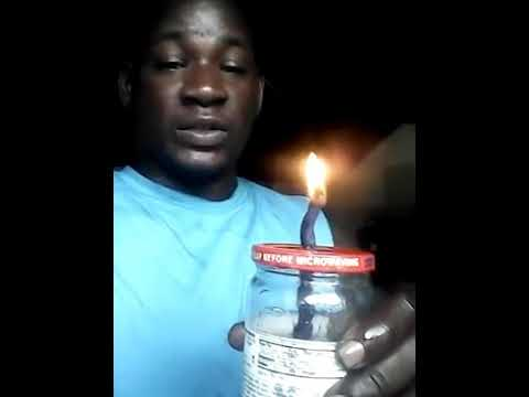 Post Hurricane Maria, Survival Tips from Dominica - How to build your own Lantern