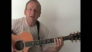 Les uns contre les autres  Starmania Plamondon Berger  Guitare en Mi