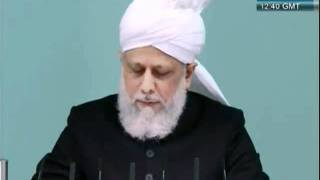 QADIANI khalid persenting juma 15 04 2011, Corruption among Muslim leadership and the solution clip3