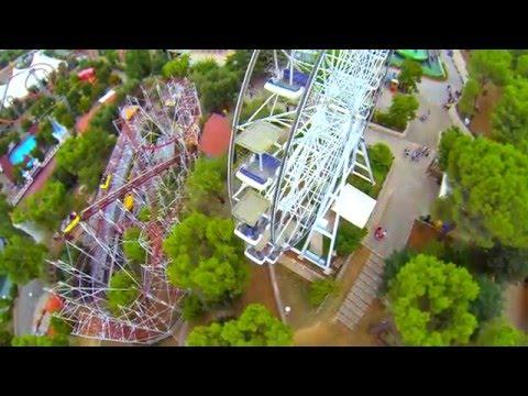 ZOO SAFARI DRONE - Fasano (Br) 2014 - spot by ADV APULIA