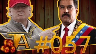 PROTESTS IN VENEZUELA & LONDON RAGE ON! - TRUMP TO CLOSE SOUTHERN BORDER? - AND MORE! | TAP #57