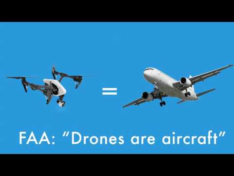 FAA Drone Rules: What Is The FAA?