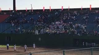 〔高校野球〕愛知県大会 蒲郡東高校の応援!