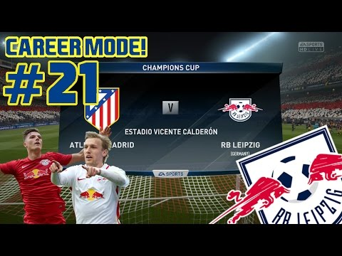 FIFA 17   Career Mode - RB Leipzig #21 - FIRST GAME IN EUROPE