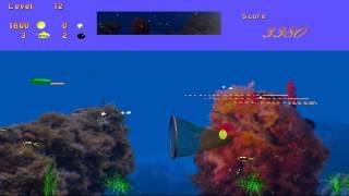 Alien Ocean Attack