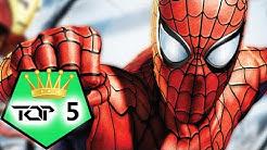 Top 5 der BESTEN SUPERHELDEN GAMES