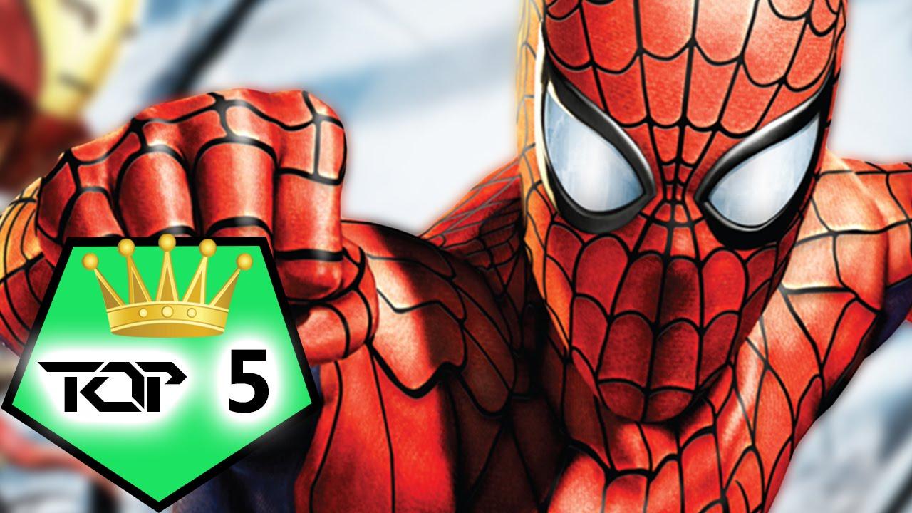superhelden games