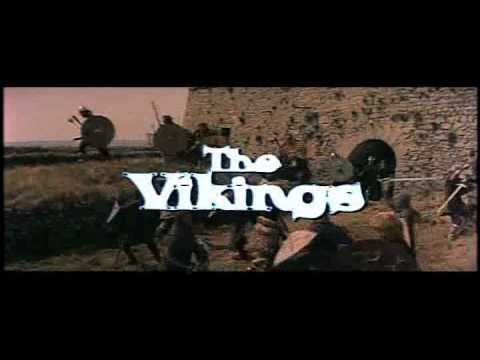 Movie Trailer - The Vikings (1958)