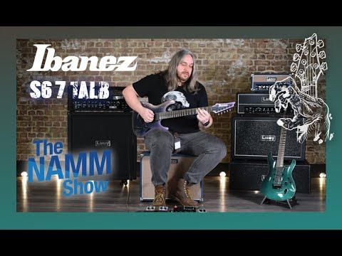 NAMM 2020 IBANEZ  S671ALB DEMO