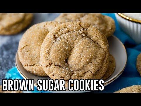 How To Make Brown Sugar Cookies