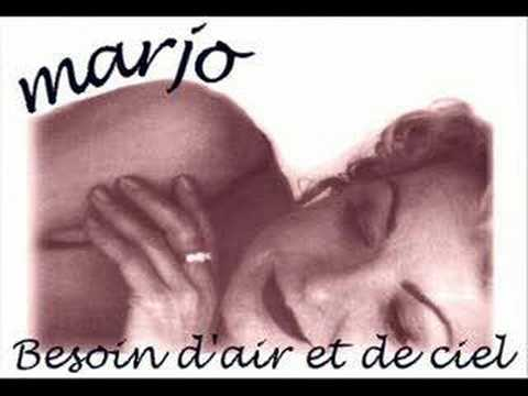 Marjo - Les Chats Sauvages with lyrics