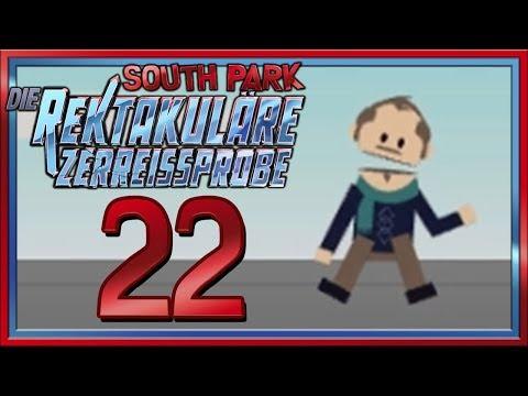 SOUTH PARK - DIE REKTAKULÄRE ZERREISSPROBE #22: An Der Kanadischen Mauer [1080p] ★ Let's Play