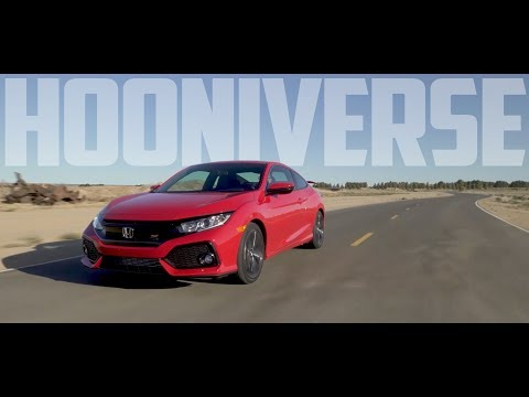 First Drive 2017 Honda Civic Si