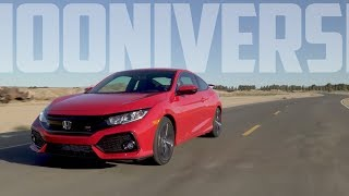 видео 2017 Honda Civic Si – Redline: Review