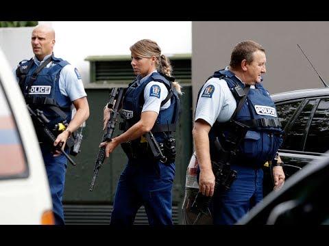 TERROR IN NEUSEELAND: Polizei informiert über die Täter
