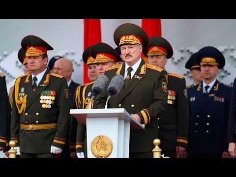 Речь Лукашенко на