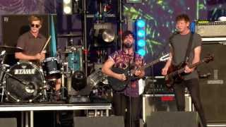 FOALS My Number Live HD at Reading festival 2013