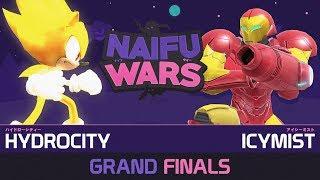 Grand finals of Naifu Wars #25! This event had 133 entrants & a 100...