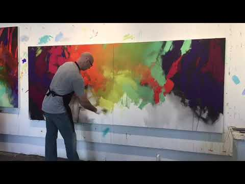 Large scale abstract