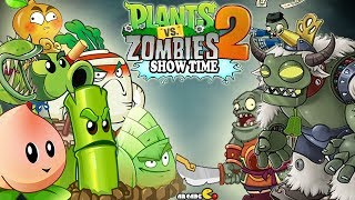 Plants Vs Zombies 2 - All New Word, New Plants, New Zombies Compilation