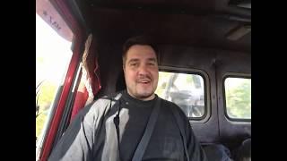 Стажеровка на автокране