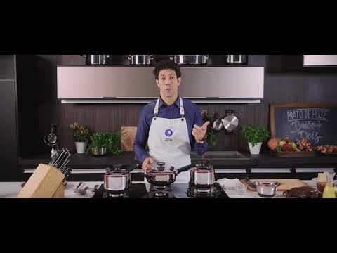 Baião de 2 na Royal Prestige com o Chef Rodrigo Oira