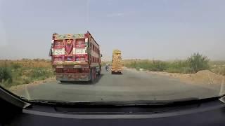 driving in pakistan dg khan from sakhi sarwar to fort munro complete journey part 14