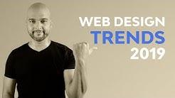 Website Trends 2019 : Web Design Like A Boss