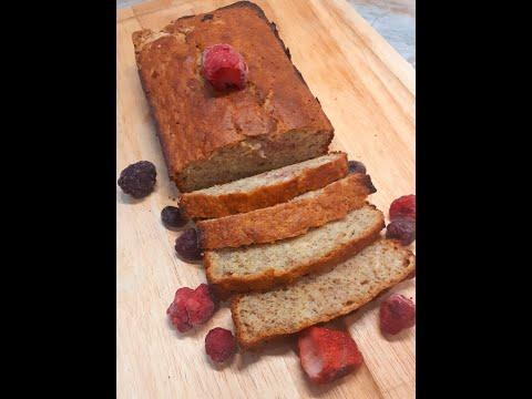 healthy-banana-bread-recipe-(no-sugar)