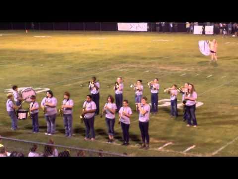 Happy! Isabella High School 2014 Field Show