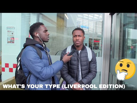 WHAT'S YOUR TYPE LIVERPOOL EDITION
