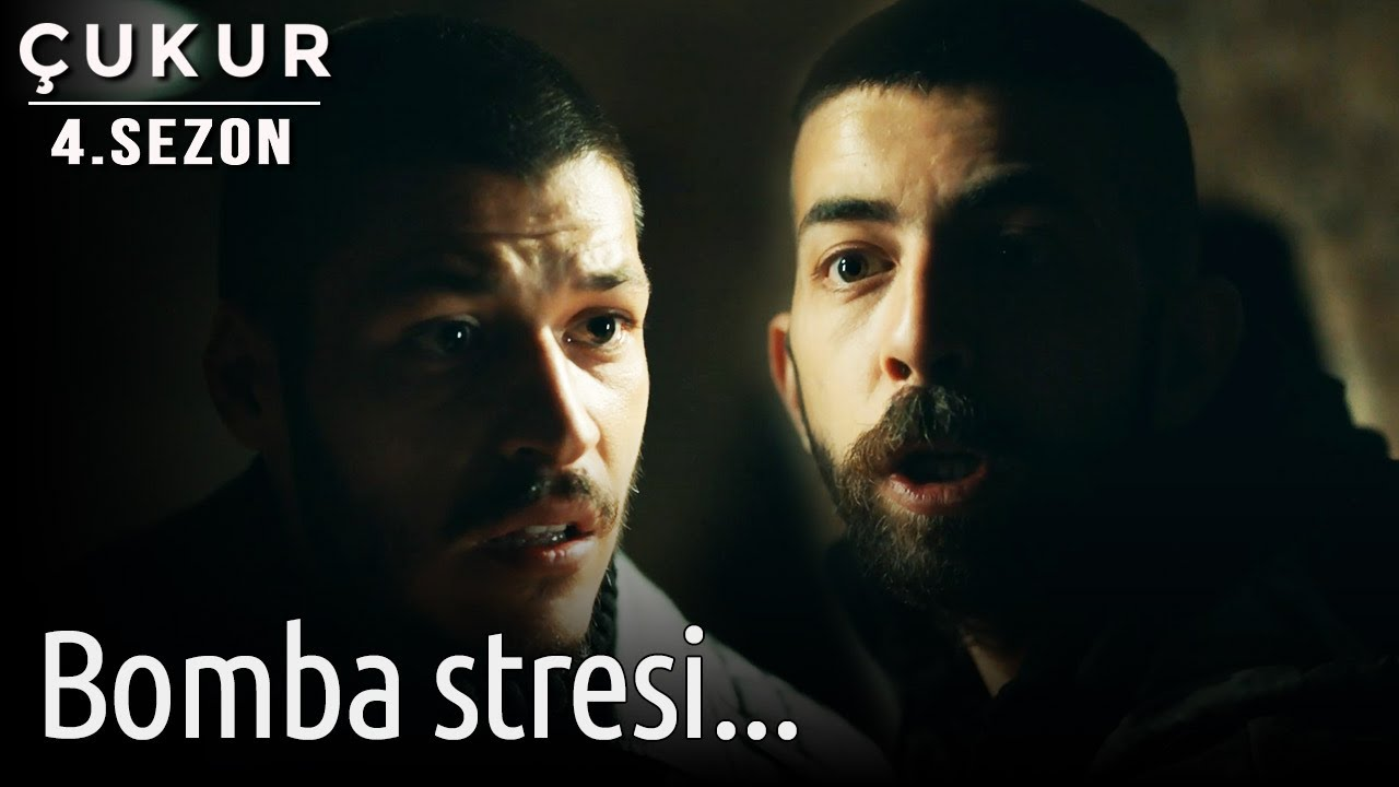 Çukur | Bomba Stresi...