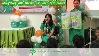 GSP Ambassador Kathryn - Storytelling
