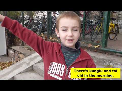 Joseph Kennedy: A tour of HUST (Wuhan, China)