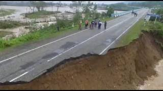 Приморье 2016 Тайфун Лайонрок