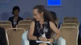 China 2014 - Forum Debate Chrome Collar Jobs