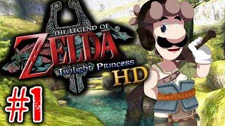 THE LEGEND OF ZELDA: TWILIGHT PRINCESS HD - START OF A NEW ADVENTURE! [60FPS | ENGLISH | HERO MODE]