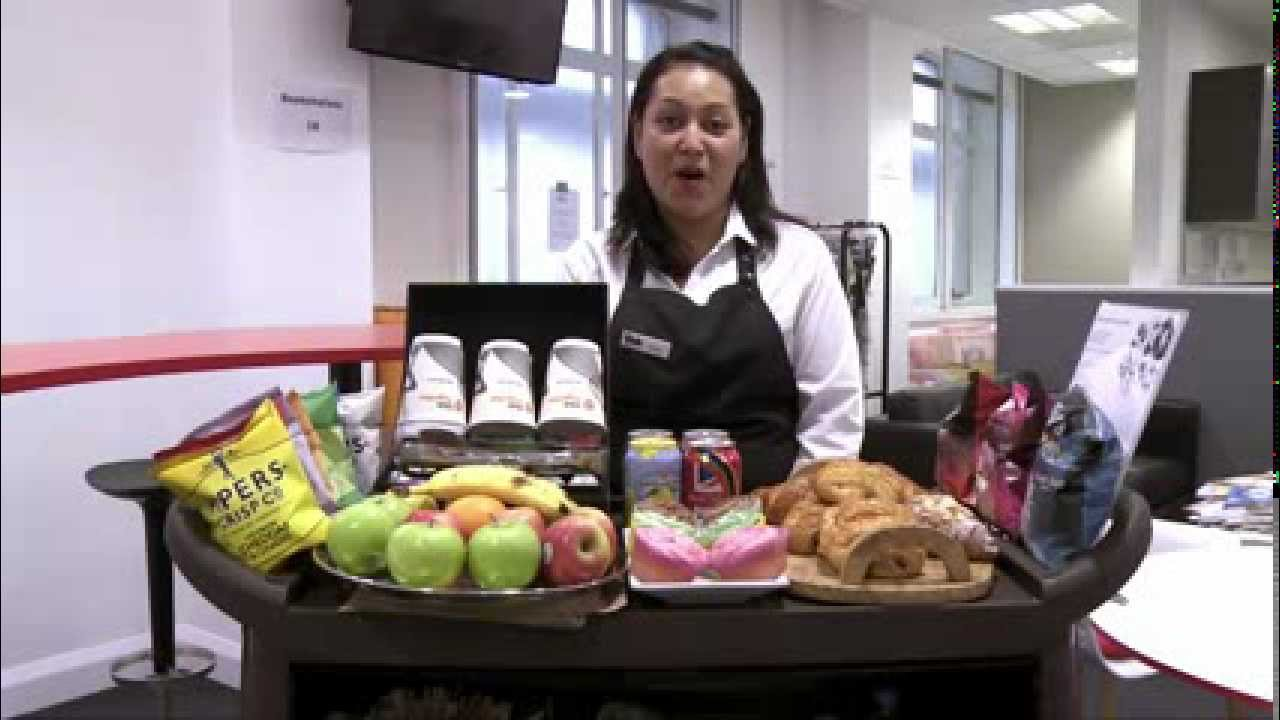 michelle eker food service assistant bbc youtube