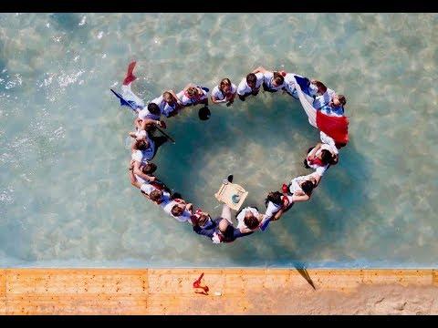 RETOUR SUR LA VICTOIRE DE L'EQUIPE DE FRANCE A L'EUROSURF JUNIOR 2018