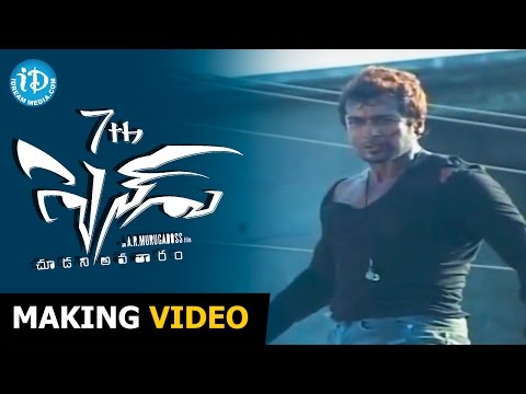 7th Sense Movie Making - Suriya || Shruti Hassan || Johnny Tri